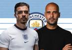 Man City và bom tấn Grealish: Tham vọng của Pep Guardiola