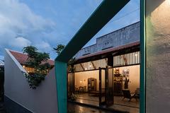 Độc đáo nhà gỗ truyền thống gần gũi với thiên nhiên ở Đồng Tháp