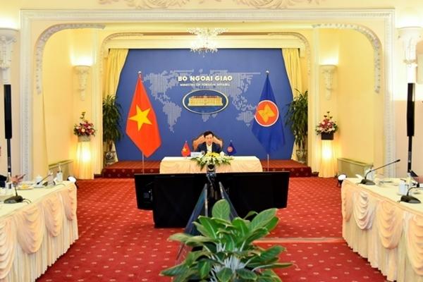 Sắp diễn ra Hội nghị Bộ trưởng Ngoại giao ASEAN lần thứ 54