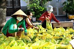 Lòng tốt ở Sài Gòn