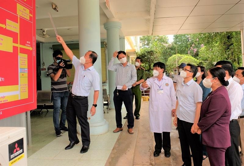 Phó Thủ tướng yêu cầu Bình Phước với Bình Dương xây dựng vùng xanh