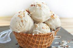Cách làm kem dừa thơm ngon, đơn giản
