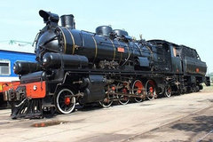 Tourists to have more experience by travelling on trains with steam engines