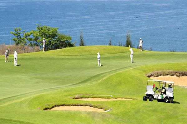 Đưa vụ sân golf Phan Thiết vào diện Ban Chỉ đạo Trung ương theo dõi