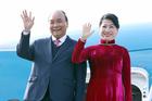 Chủ tịch nước Nguyễn Xuân Phúc và phu nhân sắp thăm Lào