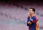 Messi chính thức chia tay Barcelona
