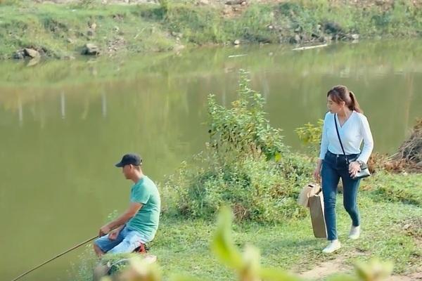 'Hương vị tình thân' tập 79, Long đến nhà trọ tìm Nam sau clip đánh ghen