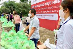 Thủ tướng chỉ đạo cung cấp miễn phí lương thực cho dân nơi giãn cách