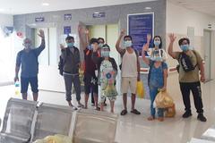 Bà Rịa - Vũng Tàu có 242 bệnh nhân Covid-19 xuất viện