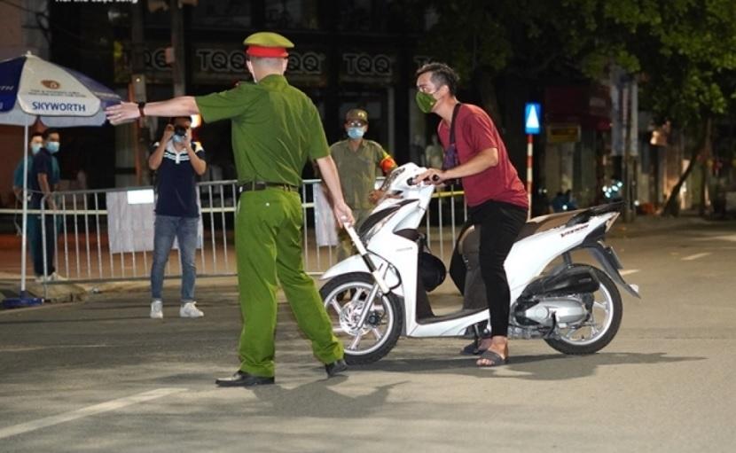 Hanoi,social distancing