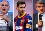 Messi chia tay Barca khó ngờ: Phía sau là cuộc chiến cực gắt…