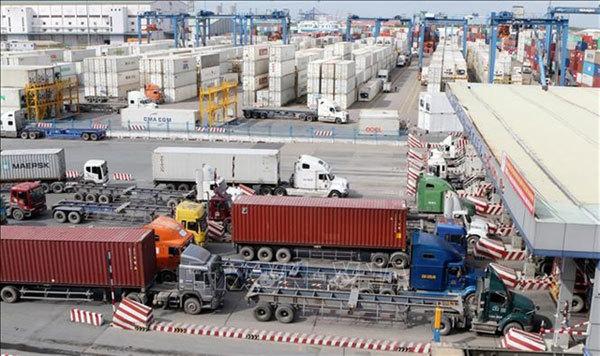 HCM City,seaports
