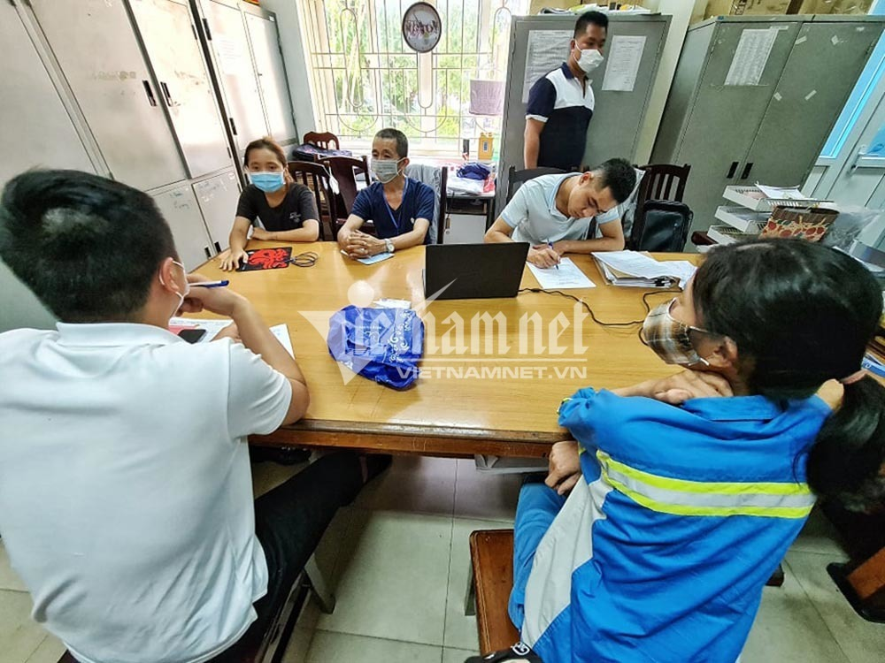 60 cảnh sát trong hành trình truy lùng nhóm cướp xe của nữ lao công