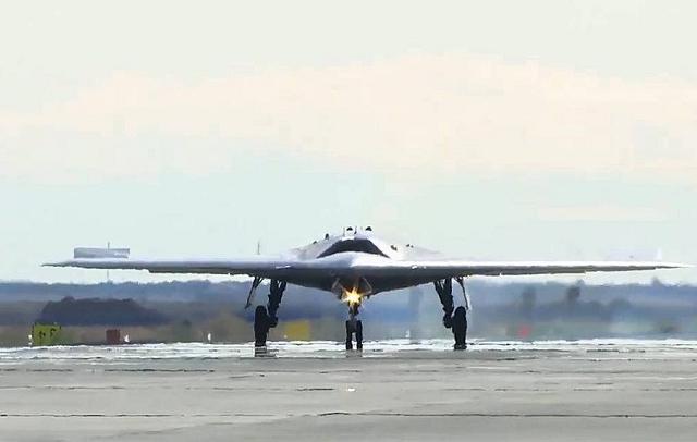 Nga nỗ lực hoàn thành máy bay không người lái tấn công hạng nặng
