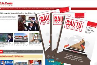 Ra mắt Tạp chí Đầu tư Tài chính – VietnamFinance