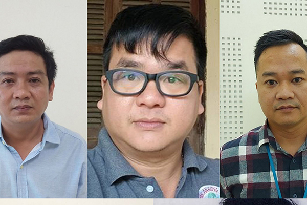 Thêm tình tiết vụ Trương Châu Hữu Danh và nhóm 'Báo Sạch'