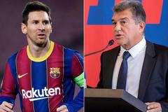 Chủ tịch Laporta: 'Barca không bán mình để giữ Messi'