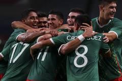 Đánh bại Nhật Bản, Mexico giành HCĐ bóng đá nam Olympic