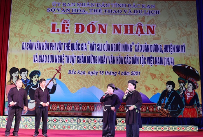 Bắc Kạn quyết tâm bảo tồn, phát huy dân ca, dân vũ, dân nhạc của các DTTS