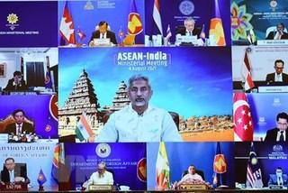 ASEAN và Ấn Độ phối hợp duy trì hòa bình, ổn định trong khu vực, bao gồm an toàn hàng hải ở Biển Đông