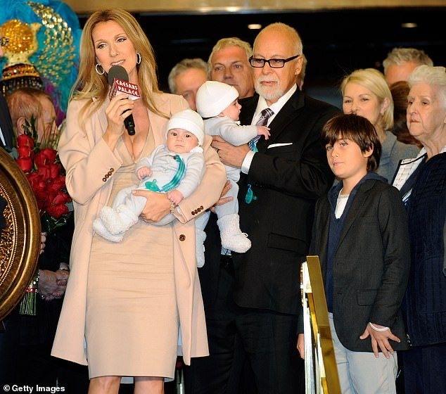 Cuộc tình định mệnh của Céline Dion với chồng quản lý hơn 26 tuổi