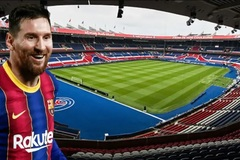 Lộ mức lương khủng Messi nhận được tại PSG