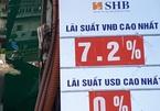 Chênh lệch lãi suất huy động và cho vay cao, ngân hàng thu lãi đậm