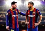 Sergio Aguero cảm thấy 'bị lừa', muốn rời Barca theo Messi