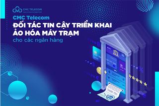 Dịch vụ mới cho ngân hàng: Ảo hóa máy trạm phục vụ làm việc từ xa