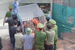 Video Công an Nghệ An đột kích bắt giữ 17 cá thể nuôi trái phép