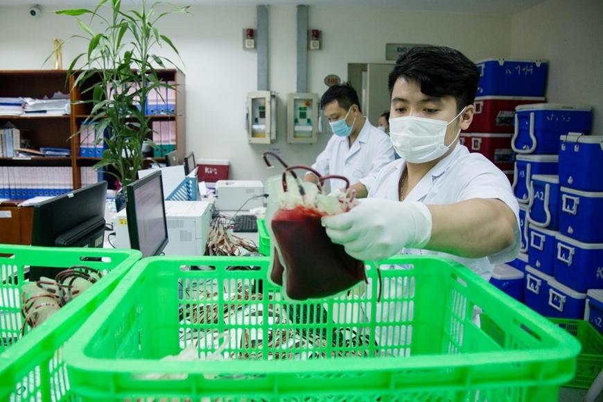 TP.HCM và các tỉnh giãn cách xã hội chưa được tổ chức hiến máu tình nguyện