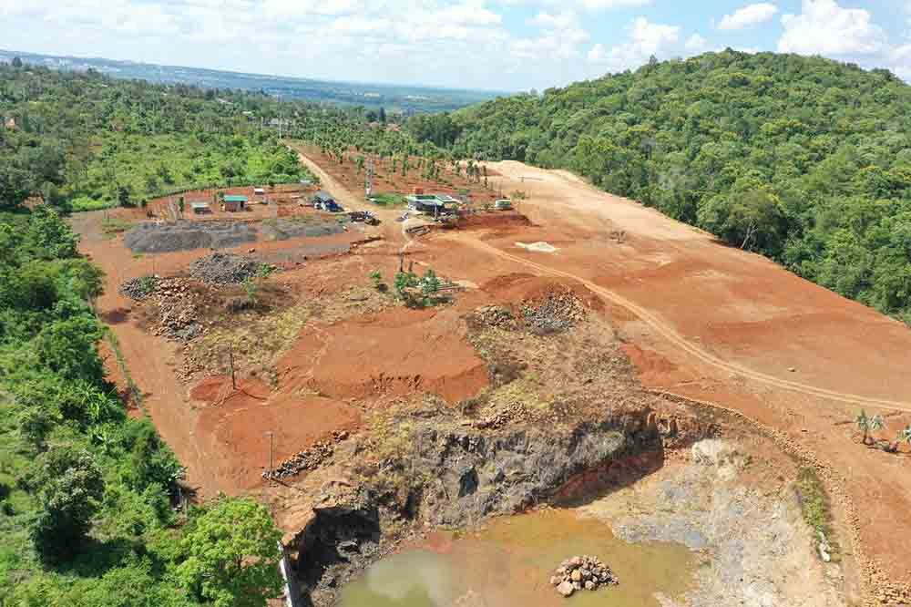 Đề nghị điều tra vụ giám đốc ngân hàng ở Đắk Lắk hủy hoại đất