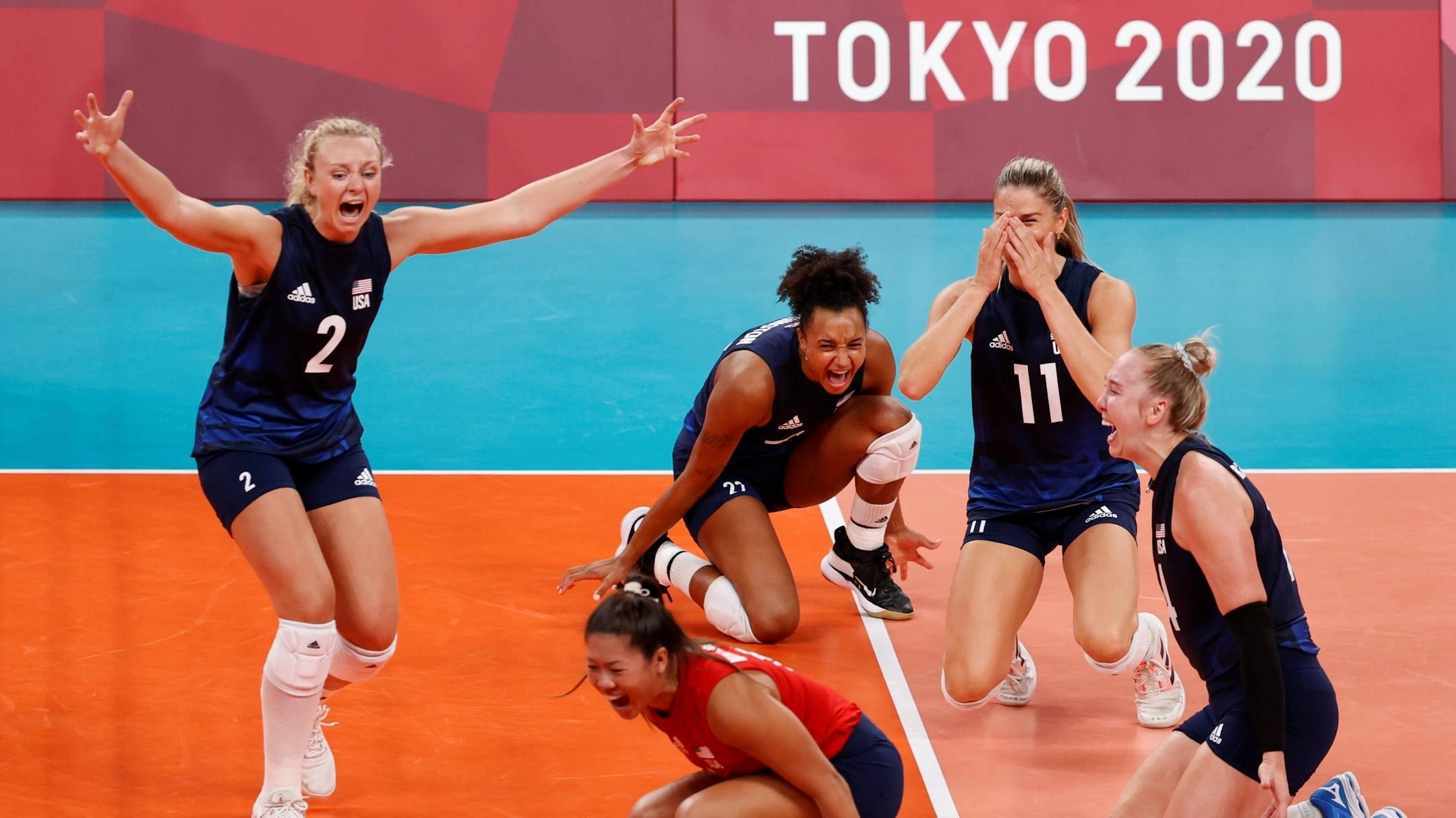 Bảng tổng sắp huy chương Olympic hôm nay 8/8: Mỹ đánh chiếm ngôi đầu