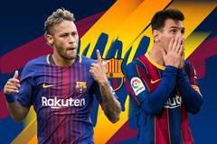 Barca trở mặt với Messi: 'Quả bom' bắt đầu từ Neymar