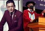 Châu Nhuận Phát nhận bằng tiến sĩ danh dự ở tuổi 66