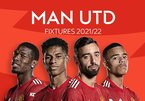 Lịch thi đấu của MU ở Ngoại hạng Anh mùa giải 2021-2022