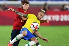 Kết quả bóng đá nam Olympic Tokyo hôm nay 7/8: Brazil giành HCV