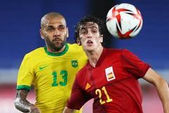 Video bóng đá Brazil 2-1 Tây Ban Nha