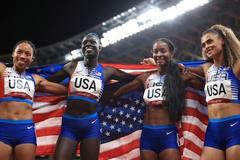 Bảng tổng sắp huy chương Olympic hôm nay 7/8: Mỹ phả hơi nóng vào gáy Trung Quốc