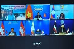 Việt Nam khẳng định cam kết đối với hợp tác MGC