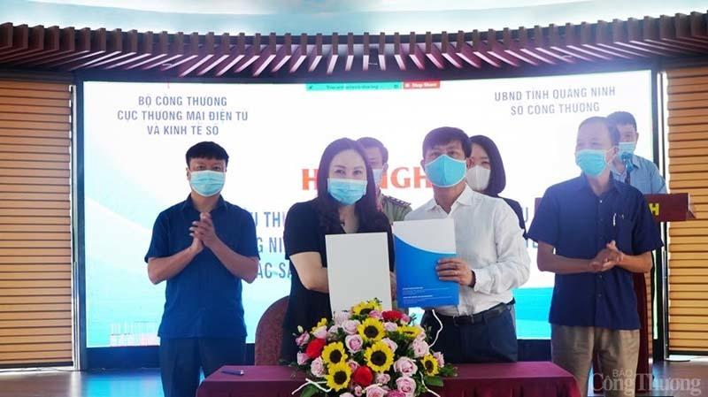 """Sản phẩm OCOP Quảng Ninh tham gia """"Gian hàng Việt trực tuyến Quốc gia"""""""