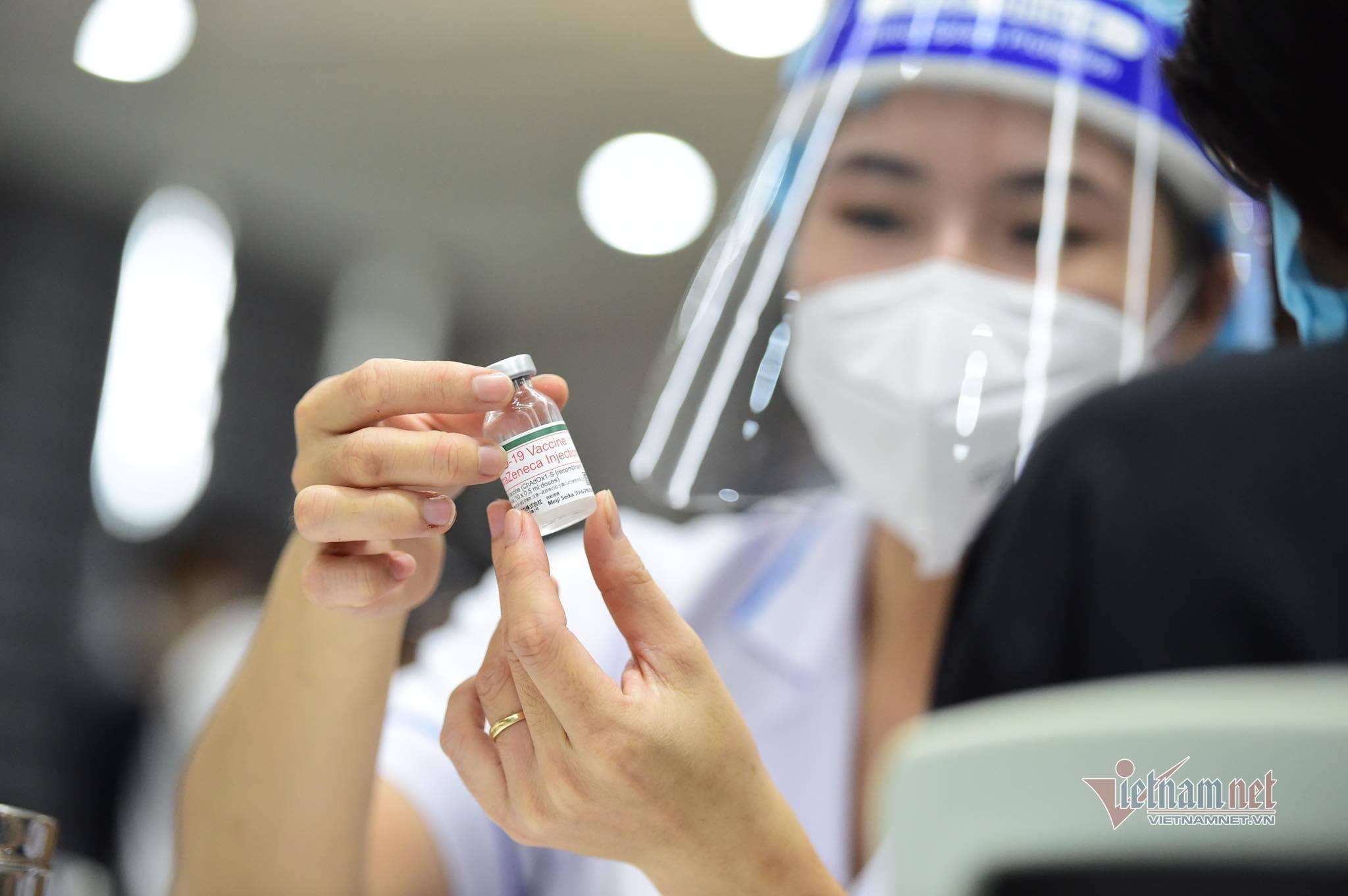 Có nên uống nước ép lá tía tô trước khi tiêm vắc xin Covid-19?