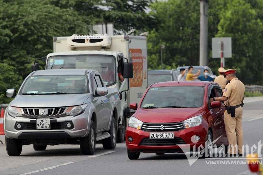 Vào Hà Nội đi thẳng đến sân bay Nội Bài theo quy định mới nhất