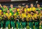 Brazil lần thứ 2 liên tiếp giành HCV bóng đá nam Olympic