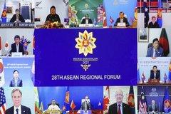Mỹ-Nhật quan ngại về động thái của Trung Quốc ở Biển Đông