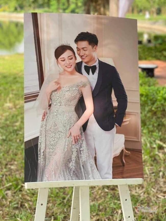 Nam, Long của 'Hương vị tình thân' tung ảnh cưới đẹp lung linh