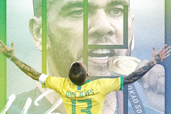 Olympic Brazil giành HCV: Dani Alves và ADN chiến thắng