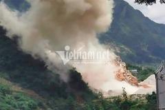 """Chủ công ty tiêu hủy vật liệu nổ ở Lai Châu lên tiếng về sự cố """"ngoài ý muốn"""""""