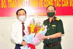 Tư lệnh Bộ Tư lệnh TP.HCM Nguyễn Văn Nam được thăng quân hàm trung tướng