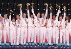 Mỹ bá đạo nhất tại Olympic Tokyo 2020